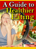 health and beauty information on healthy eating Making your everyday diet a healthier one is one of the best things you can do to improve the way you look